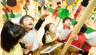 とんの幼稚園の1日
